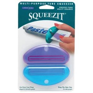 Squeezit® Tube Squeezer; Material: Plastic; (model SQ2), price per pack