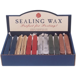 Manuscript Sealing Wax Display; Color: Multi; Type: Wax Stick; (model MSH760BMWD), price per each