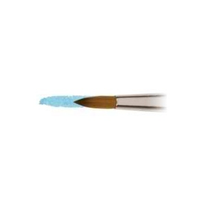 Winsor & Newton™ Cotman™ Series 111 Round Short Handle Brush #00; Length: Short Handle; Material: Synthetic; Shape: Round; Type: Watercolor; (model WN5301020), price per each