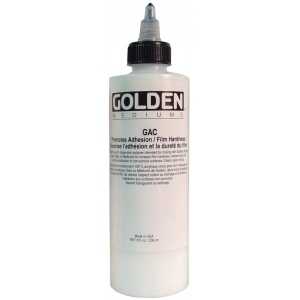 Golden GAC 400 Acrylic Series Medium: 16 oz. (473ml)