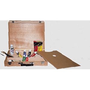 Royal Elm Artist Carry Case: Model # 92-DB005