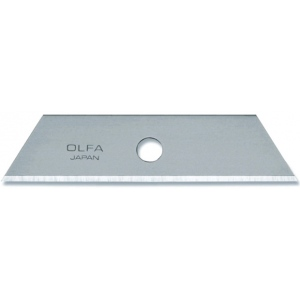 Olfa® Solid Blades: Replacement Blade, (model OR-SKB10B), price per pack
