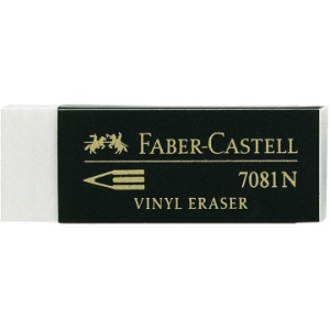Faber Castell Eraser 7081 N