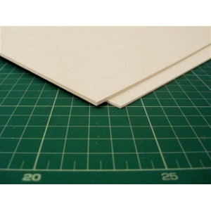 "Taskboard® Taskboard sheets 1/8"" thick 20"" x 30"" Basswood-tone - 25/Bx: White/Ivory, Sheet, 25 Sheets, 20"" x 30"", (model TB3225), price per 25 Sheets box"