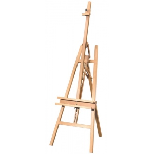 Heritage Arts™ Columbus A-Frame Wooden Easel; Material: Wood; Type: Artist, Display; (model HWE136), price per each