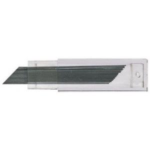 Pentel® Super Hi-Polymer® Lead .5mm HB; Degree: HB; Lead Color: Black/Gray; Lead Size: .5mm; Quantity: 30-Pack; Type: Lead; (model C25-HB), price per tube