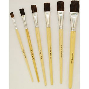 """Mack Camel Hair Lacquering - Touch-Up Series 5170: Size 5/8"""""""