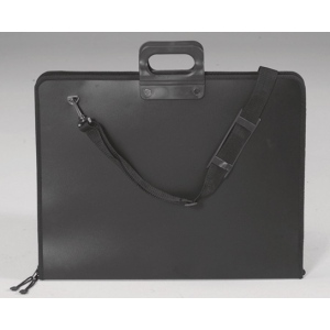 "Martin Pro-2 Artist Portfolio 17"" x 22"" x3"": Black, Model # 66-PRO20033"