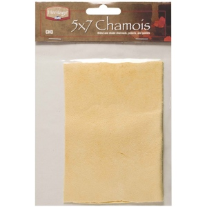 "Heritage Arts™ Chamois 5"" x 7""; Size: 5"" x 7""; Type: Chamois; (model CH3), price per each"