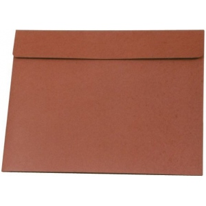 """Star® 23"""" x 31"""" Expanding Wallet; Color: Red/Pink; Material: Fiberboard; Size: 23"""" x 31""""; (model E31), price per each"""