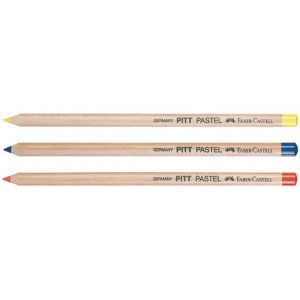 Faber-Castell PITT Pastel Pencil: Earth Green Yellowish