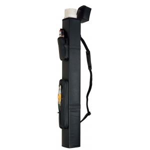 """Alvin® Metro Tube – 37"""": Black/Gray, Leather, 4"""" x 37"""", (model MK37), price per each"""