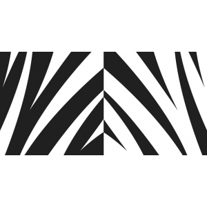 "Cedar Canyon Textiles DesignMagic™ Safari Stencil Set: Blue, 7"" x 7"", Patterned Stencil, (model CCT707), price per set"