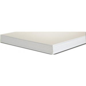 "Gotrick Canvas Board: 100% Natural Cotton - 10"" X 20"""