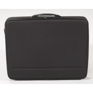 "Martin Pissaro Artist  Portfolio 11"" x 15.5"" x 3"": Black, Model # 66-EVA1001"