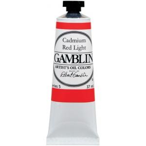 Gamblin Artists' Grade Oil Color 37ml Zinc White; Color: White/Ivory; Format: Tube; Size: 37 ml; Type: Oil; (model G1830), price per tube