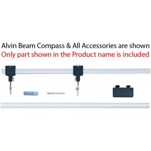 "Alvin® Beam Compass; Circle Diameter Max: 48""; Size: 13""; Type: Compass/Divider; (model 961B), price per each"
