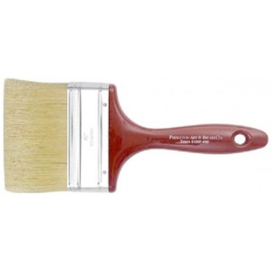 "Princeton™ Best Gesso Brush 4"": Best, Long Handle, Bristle, Natural, Gesso, (model 5450F-400), price per each"