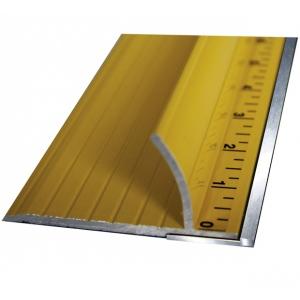 "Speedpress Ultimate Steel Safety Ruler: 52"""