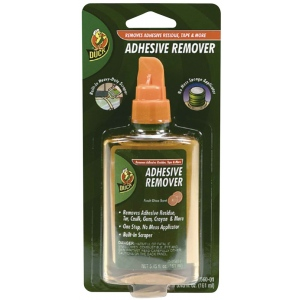 Duck Tape® Adhesive Remover; Format: Bottle; Size: 5.45 oz; Type: Remover; (model DT527263), price per each