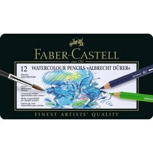 Faber-Castell Albrecht Durer Artists' Watercolour Pencil: Tin of 12