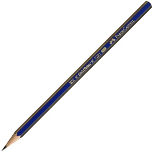 Faber-Castell Goldfaber 1221 Pencil: F