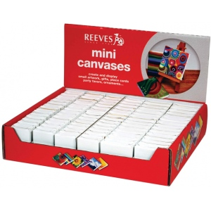 Reeves Mini Canvas Counter Display