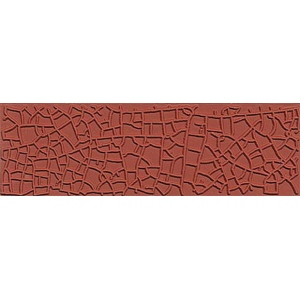 ColorBox® Molding Mats Crackle Background; Material: Rubber; Type: Molding Mat; (model CS69350), price per each