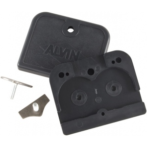 Alvin® Replacement Straightedge End Caps from 2010; Replacement Part: Yes; Type: Straightedge; (model EP3), price per set