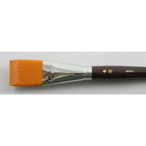 Synthetic Hair 3003: Bright Size 16 Brush