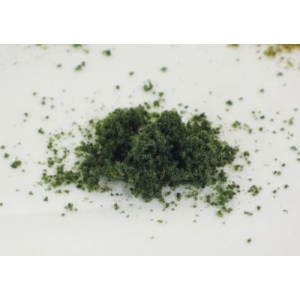 Wee Scapes™ Architectural Model Turf Coarse Moss; Color: Green; Coverage: 20 cu in; Format: Bag; Texture: Medium; Type: Turf; (model WS00350), price per each