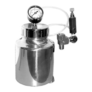 Paasche Quart Siphon Pressure Feed Container For Model BU, CU or D2U