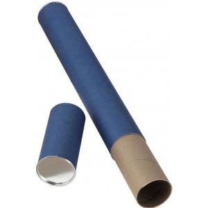"Alvin® Blue Fiberboard Tube 2 1/2"" I.D. x 31""; Color: Blue; Material: Fiberboard; Size: 2 1/2"" x 31""; (model T413-31), price per each"