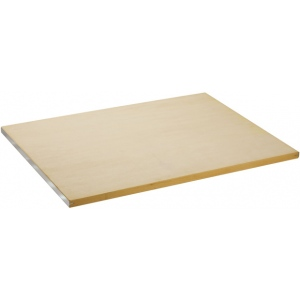 "Alvin® LB Series Drawing Board / Tabletop 18"" x 24""; Top Color: Brown; Top Material: Wood; Top Size: 18"" x 24""; (model LB114), price per each"