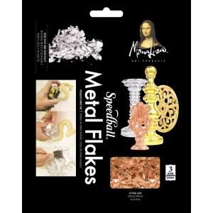 Mona Lisa™ Metal Flakes™ Copper; Color: Metallic; Size: 3 g; (model ML10011), price per each