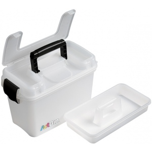 Artbin® Sidekick™ Storage Box; Color: Clear; (model 8408AB), price per each