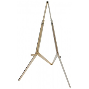 "Jack Knife 72"" Easel; Material: Wood; Type: Artist, Display; (model JKED6), price per each"