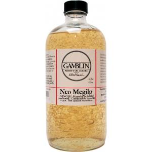 Gamblin Neo-Megilp 16oz; Size: 16 oz; Type: Oil Glaze; (model G03516), price per each