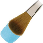 "Winsor & Newton™ Cotman™ Series 999 Mop Short Handle Brush 5/8""; Length: Short Handle; Material: Synthetic; Shape: Mop; Type: Watercolor; (model WN5389116), price per each"