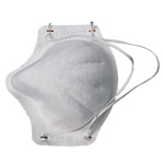 Paasche 2DS Softseal Disposable Respirator Against Dusts (4-pack)