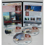 Dorothy Dent's 3 Hours, Painting Oil Color Complete Set Of DVDs, (3311, 3312, 3313, & 3313)
