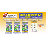 Celluclay Quik Sculpt Value Pack, Pack of 6