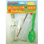 Sand Art Tool Kit, Pack of 6
