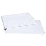 "Richeson Covered Palette; Cover: Yes; Quantity: 22 Wells; Shape: Rectangle; Size: 16""l x 12 1/4""w x 7/8""h; (model 400207), price per each"