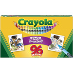 Crayola® Original Crayons 96-Color: Multi, (model 52-0096), price per pack