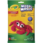 Crayola® Model Magic® Single Pack 4oz Red; Color: Red/Pink; Size: 4 oz; Type: Craft; (model 57-4438), price per each