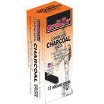 General's® Compressed Charcoal Sticks 4B: Black/Gray, 4B, Stick, Compressed, (model 957-4B), price per dozen (12-pack)