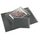 """Prestige™ Art Envelope 18"""" x 24""""; Color: Black/Gray; Material: Vinyl; Size: 18"""" x 24""""; (model AE1824-6), price per pack"""