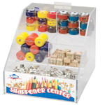 Alvin Sharpener Center Display Assortments: 176 assorted pencil sharpeners