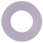 "Chartpak® 1/8 x 324 Graphic Tape White Matte; Color: White/Ivory; Size: 1/8"" x 324""; Type: Graphic; (model BG12510M), price per each"